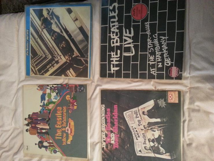 The Beatles Schallplatten