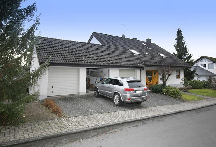 TOP EFH/ZFH mit ca. 290 m² Wohn-/Nutzfläche - Fernsicht