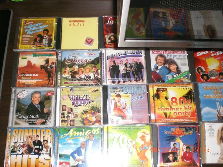 20 CDs gemischt