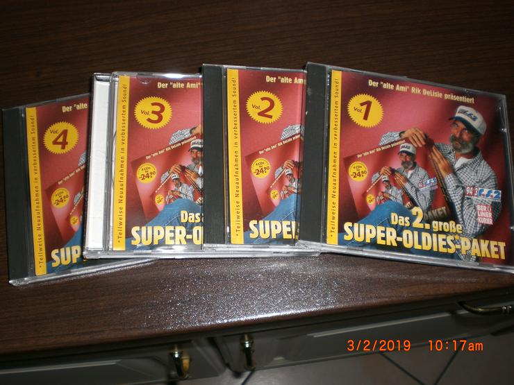 Oldi - CD 4 CD