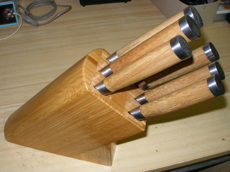 Messerblock von Kuppels - Besteck - Bild 1