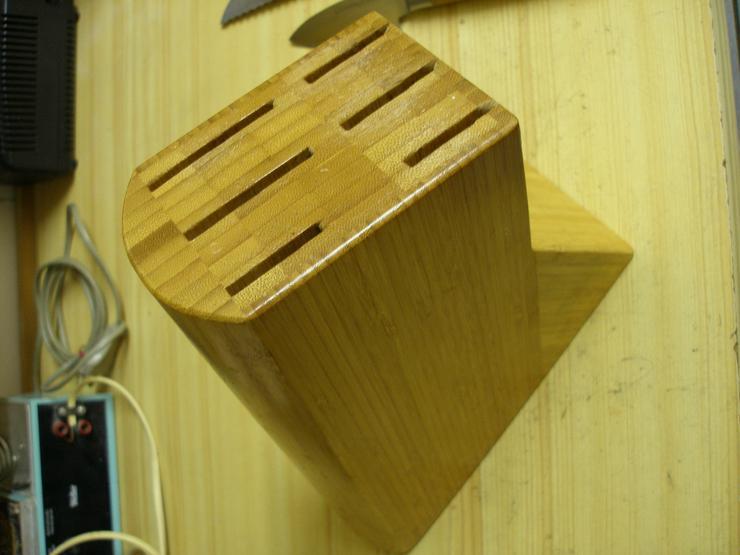 Bild 4: Messerblock von Kuppels