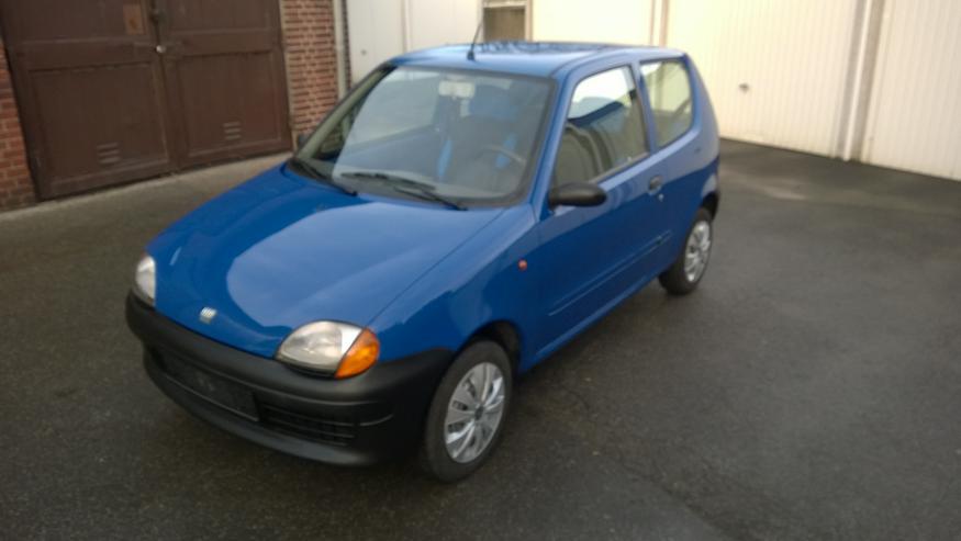 Bild 3: Fiat Seicento 1,1 ( 187  )