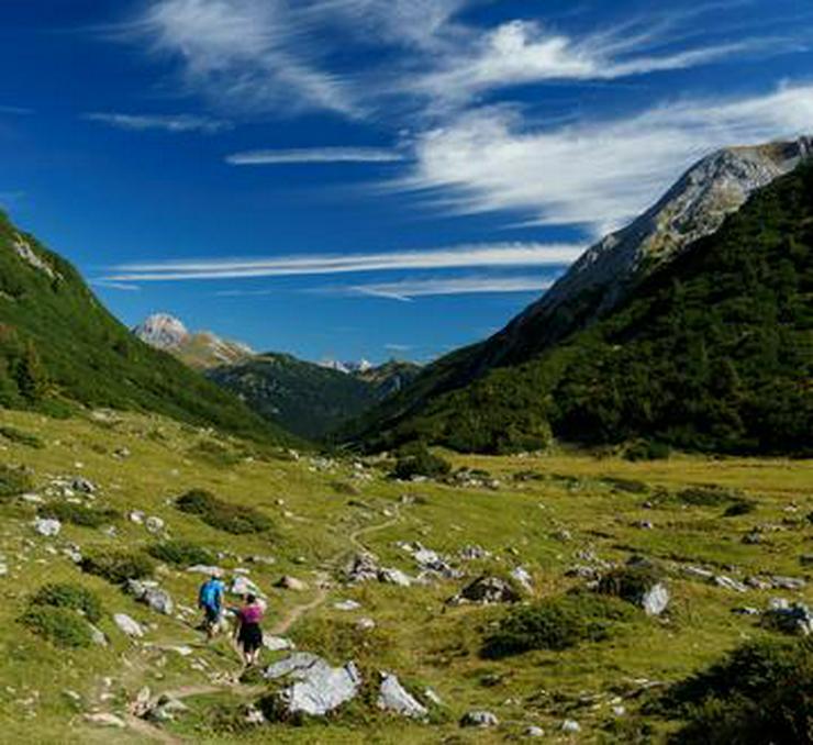 Yoga und Wandern im Bregenzerwald/Österreich