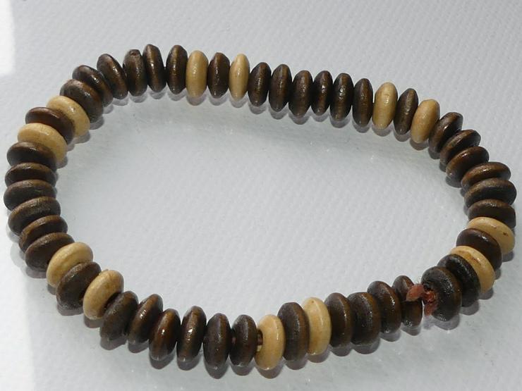 Armband mit Holzperlen (auch zu verschicken)