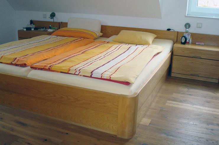 Hülsta-Betten mit Zubehör