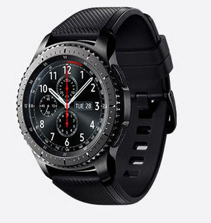 SAMSUNG Gear S3 Frontier Smartwatch, 22 mm