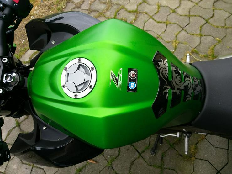 Bild 3: Kawasaki Z300