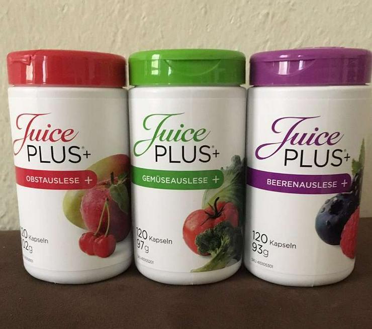 Juice Plus OGB+ Omega Caps