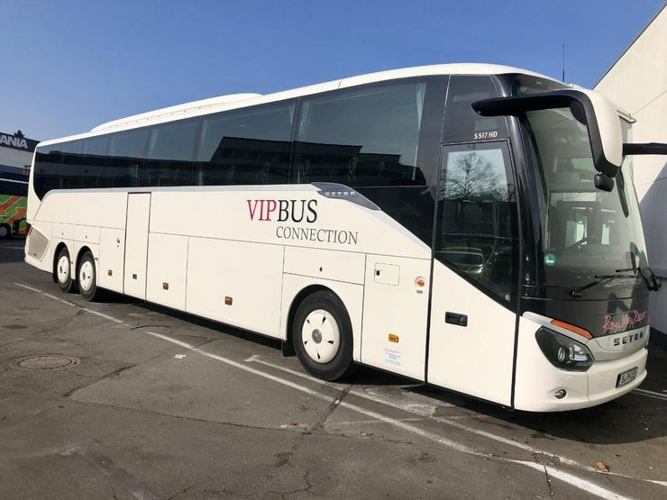 Bild 2: Reisebusfahrer/in für Bererich Charter, oder Fernlienverkehr .