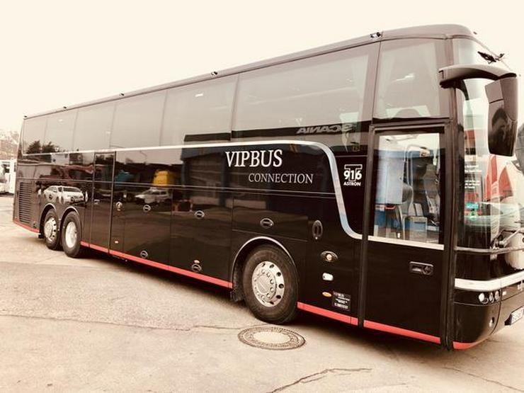 Bild 5: Reisebusfahrer/in für Bererich Charter, oder Fernlienverkehr .