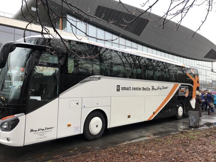 Bild 6: Reisebusfahrer/in für Bererich Charter, oder Fernlienverkehr .