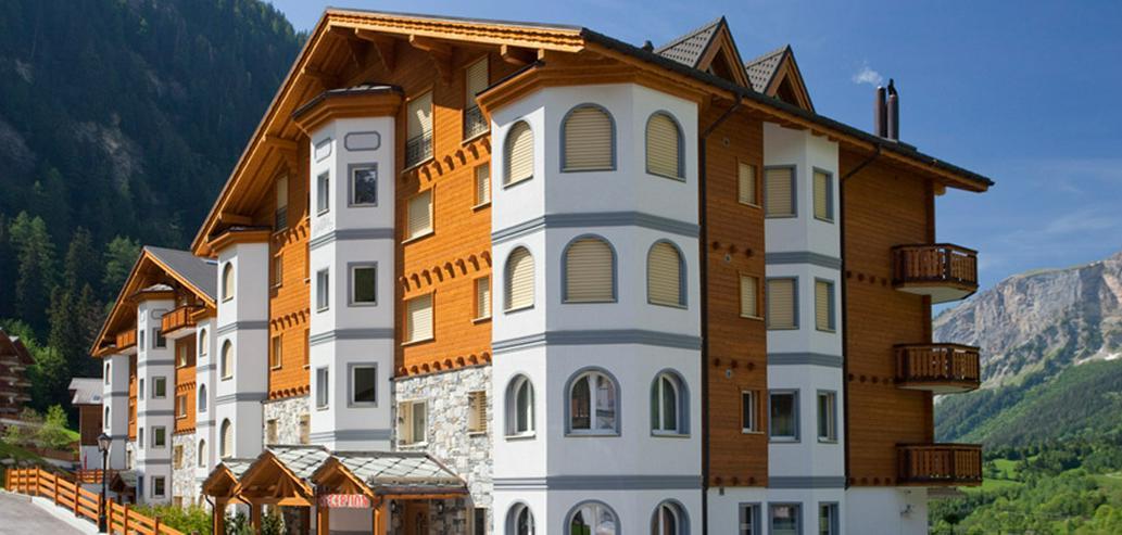 RESIDENZ EDELWEISS, helle 3.5 Zimmerwohnung DE LUXE mit grossem Südbalkon