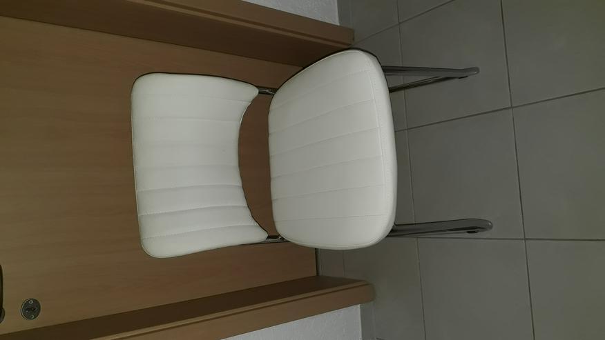 Stühle, Lederoptik