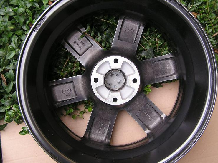 Bild 3: Verchromte Alufelge Peugeot 307 AIDEL 17 Zoll