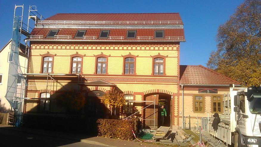 Schönes Wohn- und Geschäftshaus mit Stellflächen und Nebengelass