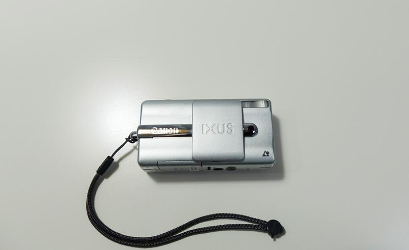 Kamera Canon IXUS III APS-Kamera