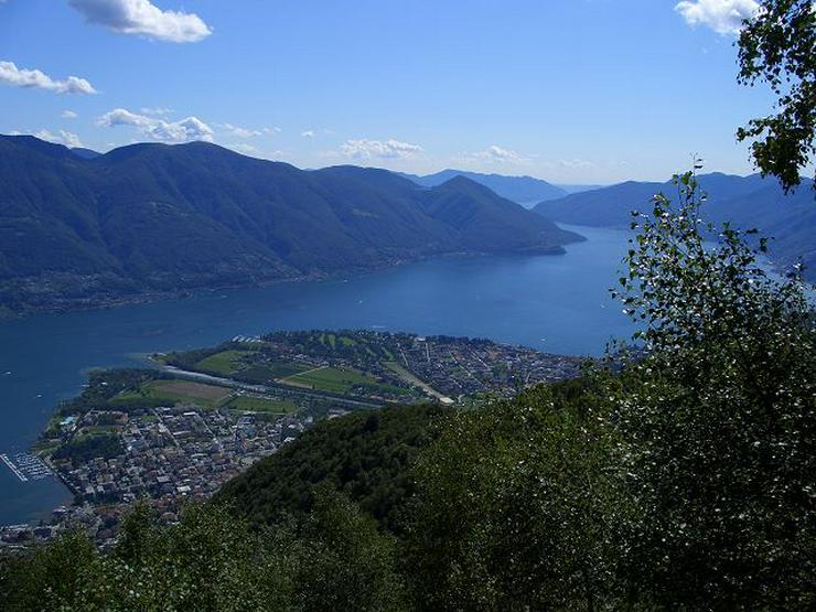 Schweizer Geschäftssitz / Zweigniederlassung / Postadresse in Locarno (TI)