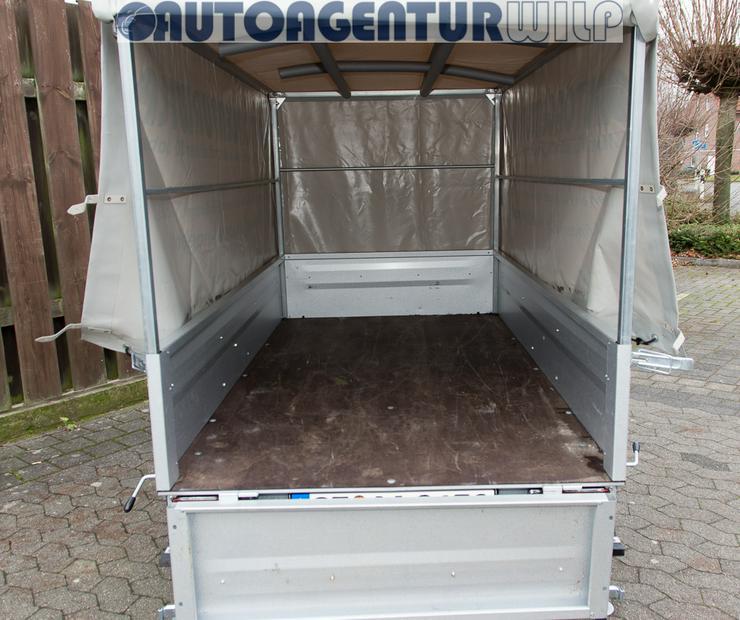 Bild 6: Anhänger zu vermieten, Mietanhänger PKW Anhänger mieten 750 kg