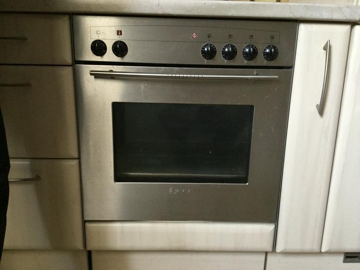 Verkaufe gebrauchten NEFF-Umluft-Ofen (Unterbau, bereits abmontiert!) mit Herd inkl. Ceranfeld , guter Zustand nur gegen Abholung, Gesamtpreis: 50 €
