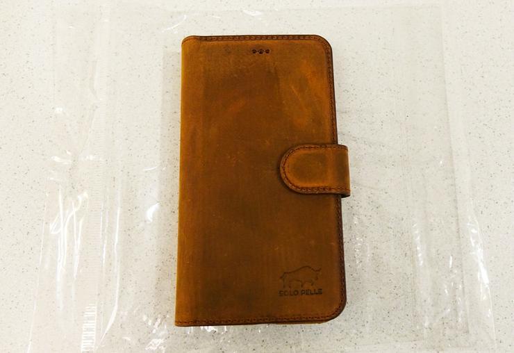 Lederhülle Abnehmbare (2in1) für iPhone Solo Pelle X/XS