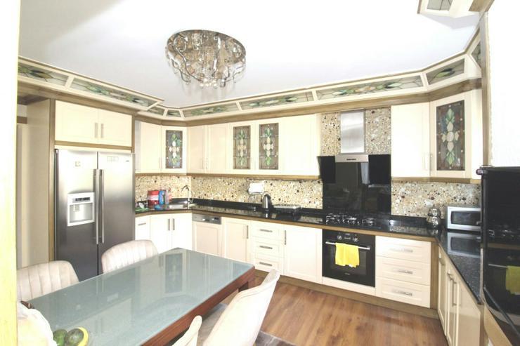 Türkei, Alanya, Budwig, individuelle 3  Zi. Wohnung, hochwertig, viele handwerkliche Details, 170-1
