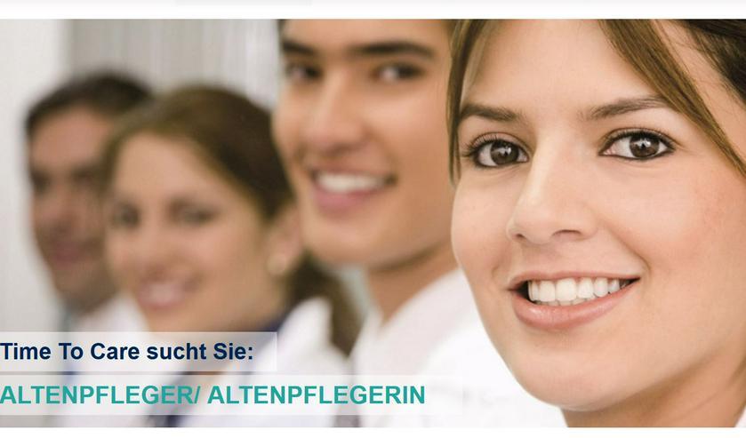 Weekender  gesucht - Altenpfleger (m/w/d) 20€/h + Zuschläge für´s Wochenende