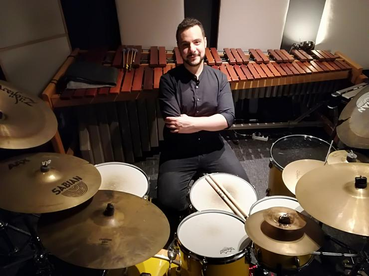 Drums & Percussion lessons in Kreuzberg