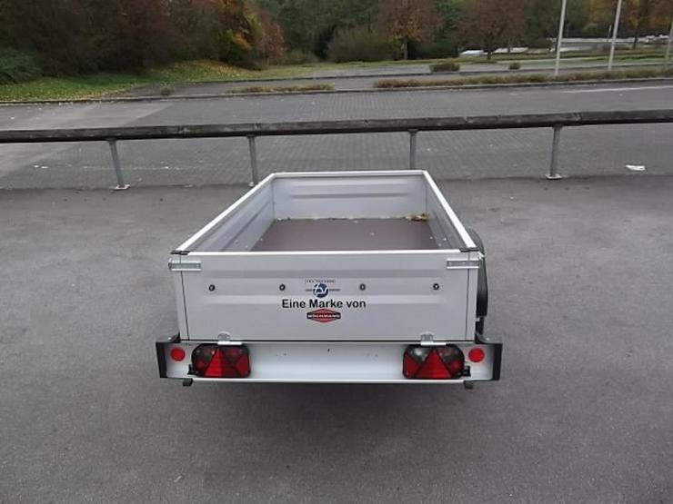 Bild 4: 750 kg BÖCKMANN-TPV Anhänger mit 100 km/h NEU