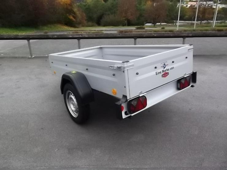Bild 5: 750 kg BÖCKMANN-TPV Anhänger mit 100 km/h NEU