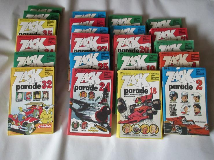 55 ZACK COMICS