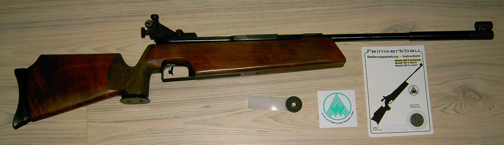 Luftgewehr Feinwerkbau 300 S