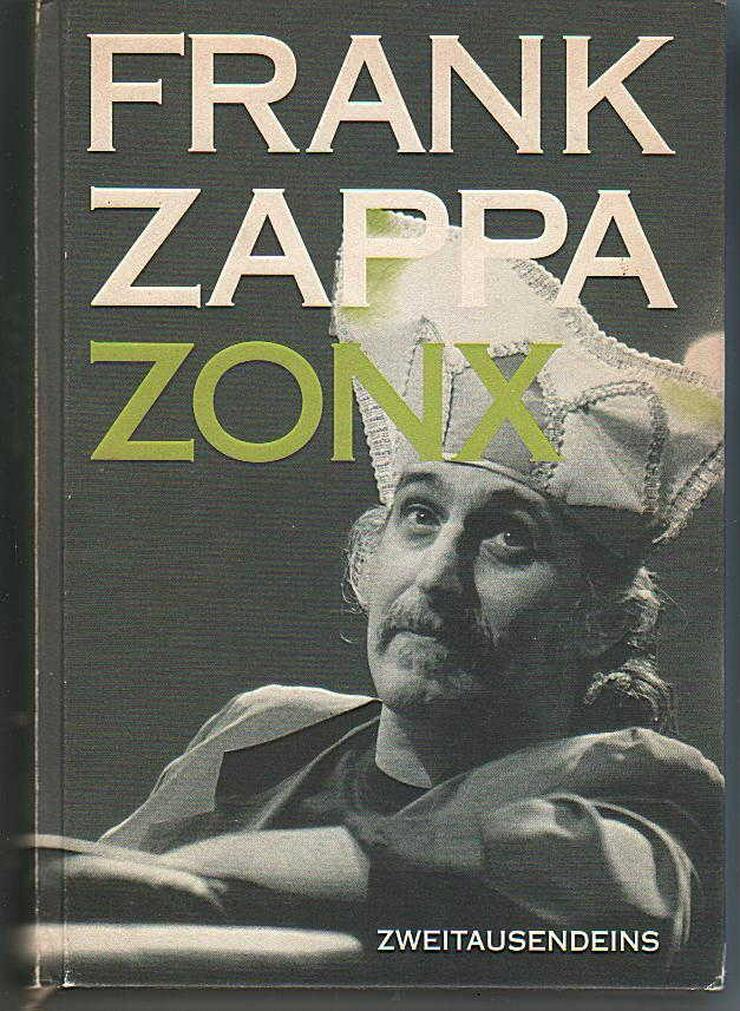 Frank Zappa - Zonx