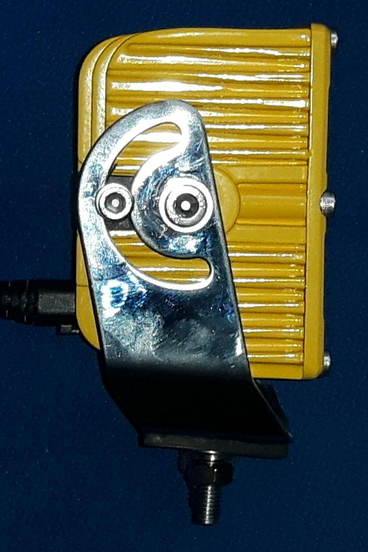 "Bild 3: CREE  LED,  45 Watt Arbeitsscheinwerfer  "" ACRI-XI "",  YELLOY Edition, incl. Kabelbaum, Trecker, Bagger, Lkw,"