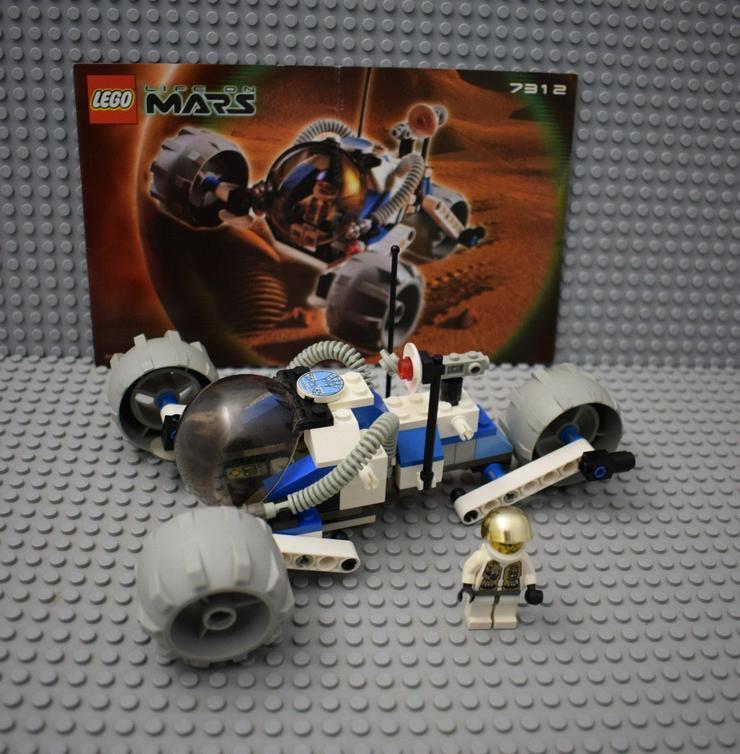 Lego Space 7312 T3-Trike (LE 7312-133)