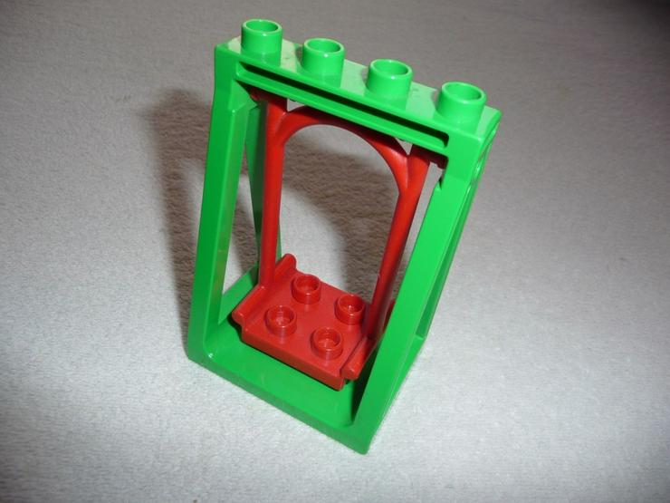 Lego Duplo - SCHAUKEL grün rot