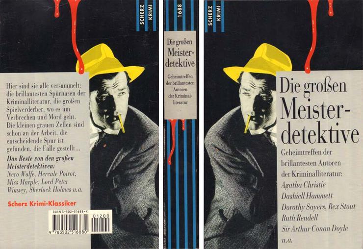 Die großen Meisterdetektive - Geheimtreffen der brilliantesten Autoren - 1999