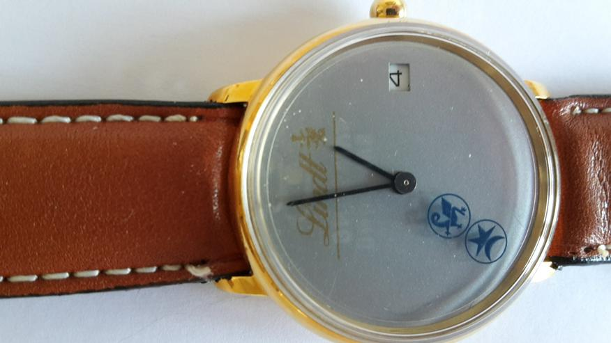 Bild 3: Lindt & Sprüngli Armbanduhr