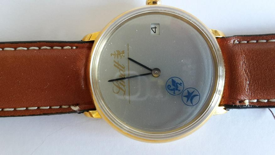 Bild 2: Lindt & Sprüngli Armbanduhr