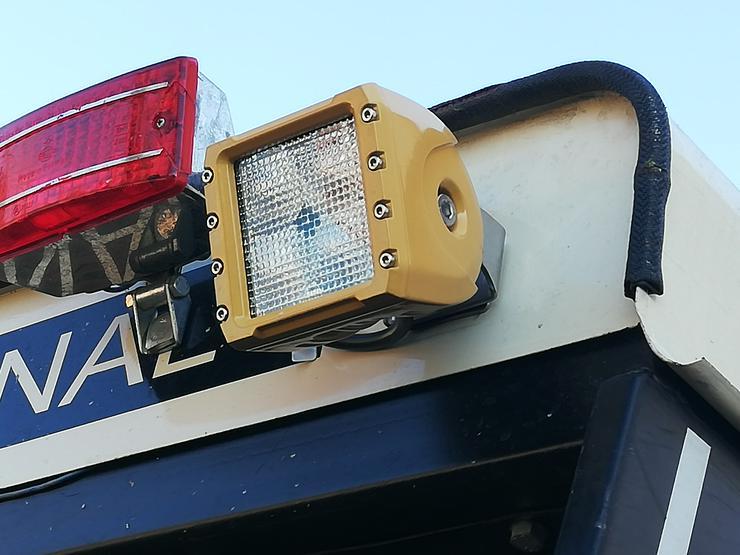 2 x CREE LED , 40 Watt Arbeitsscheinwerfer GT Serie 40W / Yellow - Edition - Zubehör & Ersatzteile - Bild 1