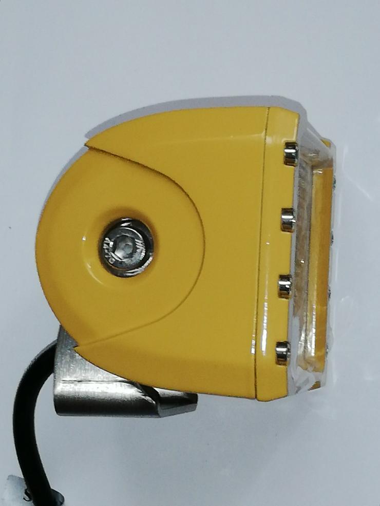 Bild 2: 2 x CREE LED , 40 Watt Arbeitsscheinwerfer GT Serie 40W / Yellow - Edition