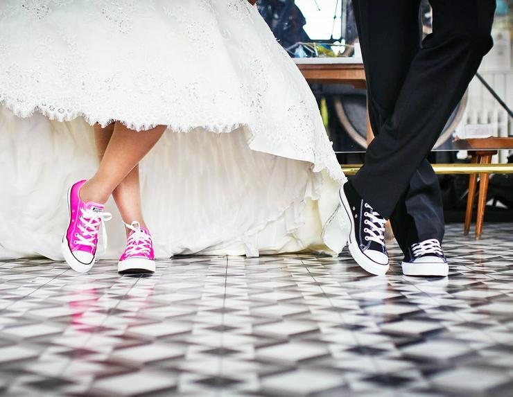 Musik zusammen schneiden für Hochzeitstanz