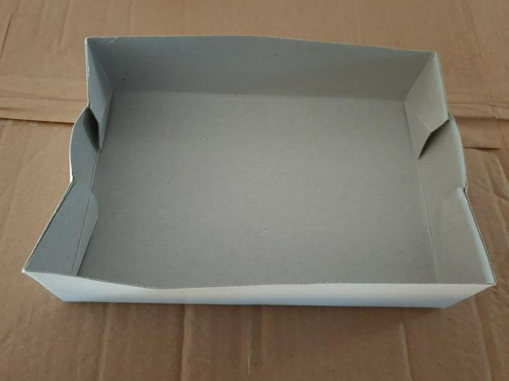 RESTPOSTEN - Diverse Kartone Boden Deckel Einlagen günstig + + +