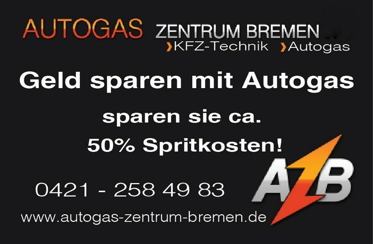 Autogas Einbau/Umrüstung/Umbau/Reparatur in Autogas Zentrum Bremen