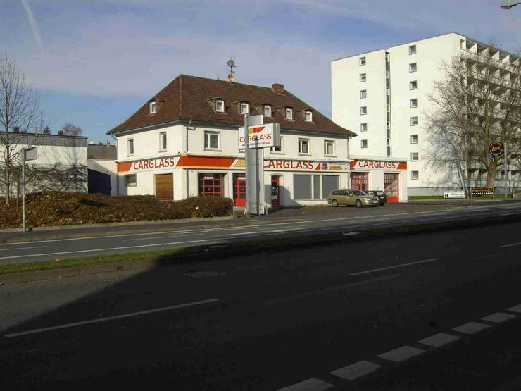 2 Zi-Dachgeschoßwohnung, Giessen, Marburger Straße (Nähe FH)