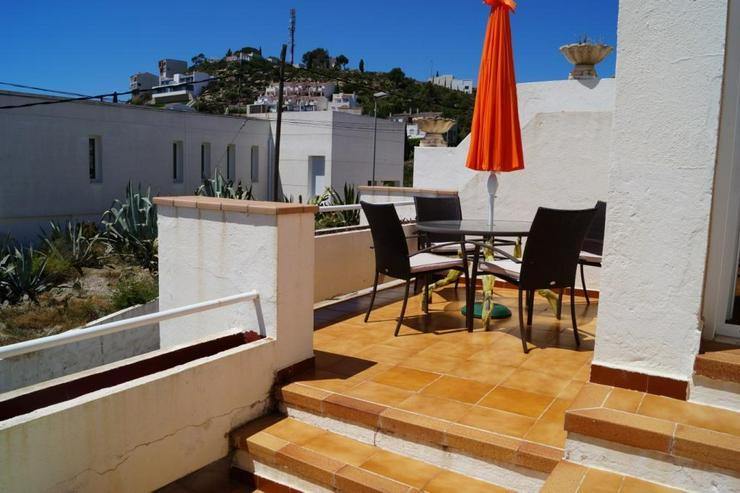 Fantastische Wohnung mit Meerblick, Garten und Parkplatz