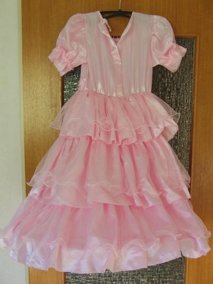 Prinzessinnenkleid Gr. 140, für Kinderfasching oder andere Festlichkeiten.