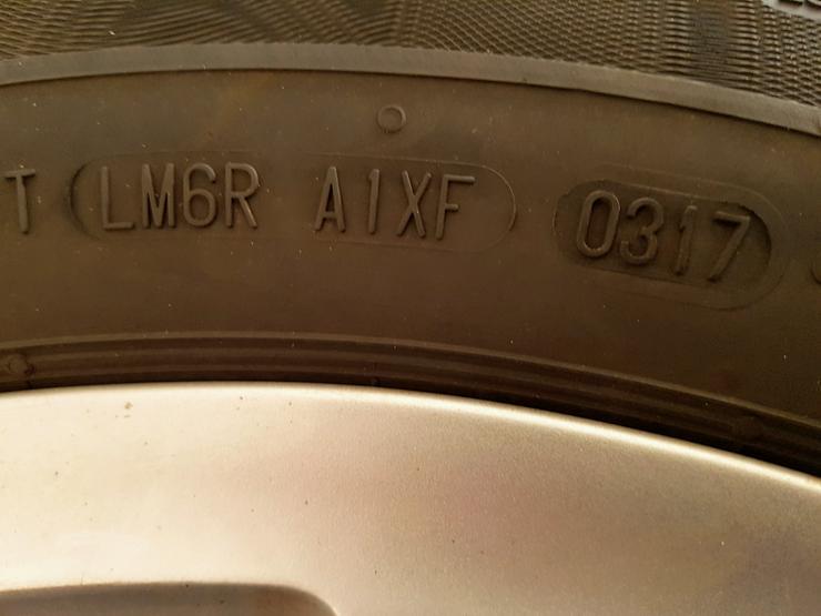 Bild 3: Continental CONTI PREMIUMCONTACT Reifen mit Alufelgen