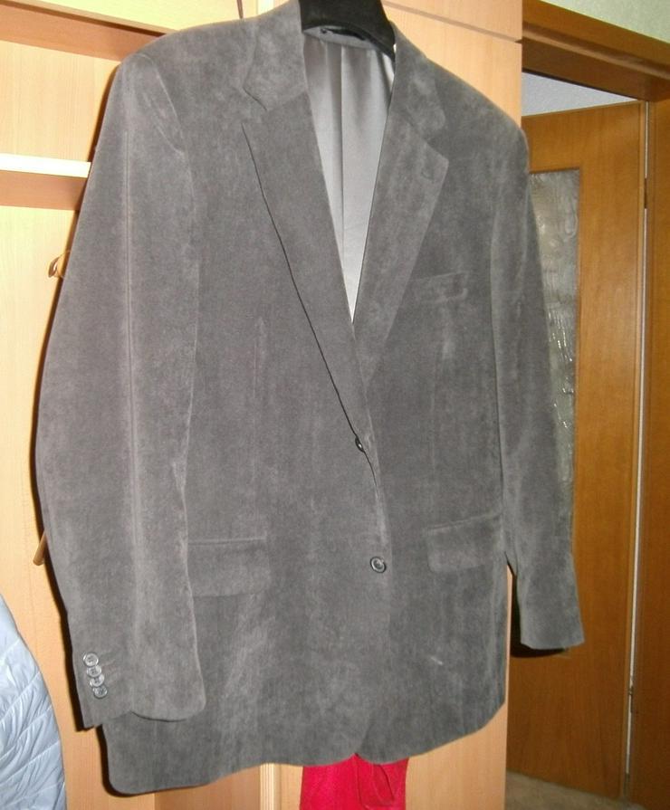 Feincord Sakko
