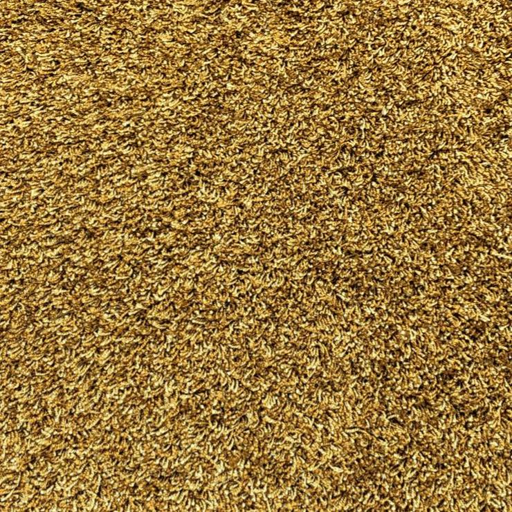 Hochflorige Touch & Tones Gold Yellow Ochre Teppichfliesen €7,50